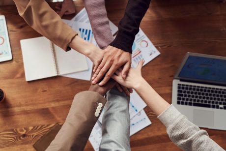 formazione aziendale - team motivato